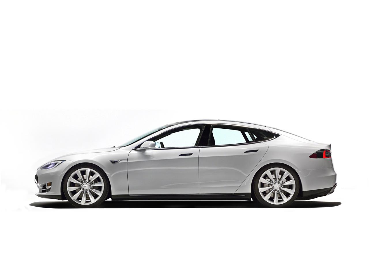 DST Tesla Model S