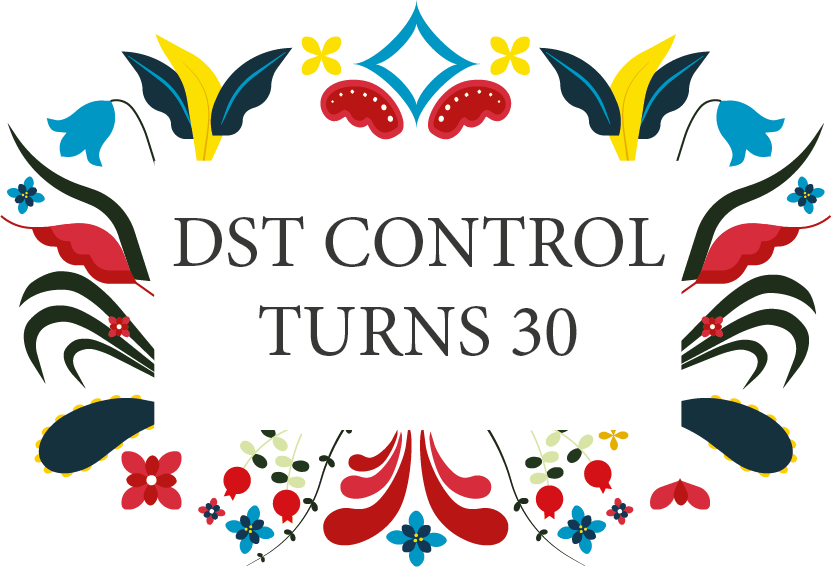 DST CONTROL turns 30!